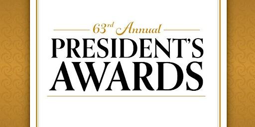 President's Awards 2020