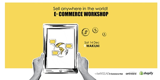 Sell Anywhere In The World | E-COMMERCE WORKSHOP