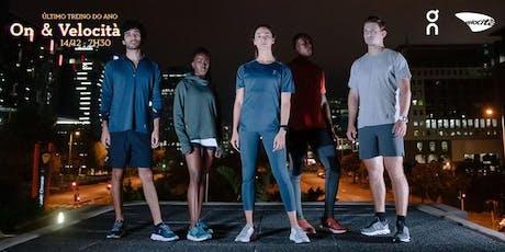 6º Treinão On Running - Dezembro 2019 ingressos
