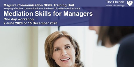 Mediation Skills for Managers - 2020 tickets