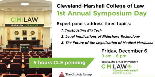1st Annual Cleveland-Marshall Symposium Day