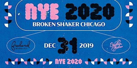 Soul Summit NYE 2020 tickets