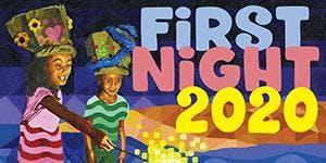 First Night St Petersburg 2020