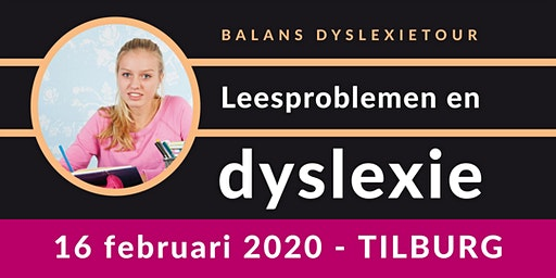 Balans Dyslexietour - Tilburg
