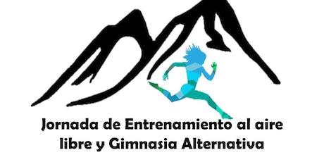 Jornada de Entrenamiento Deportivo al aire libre y Gimnasia Aplicada entradas
