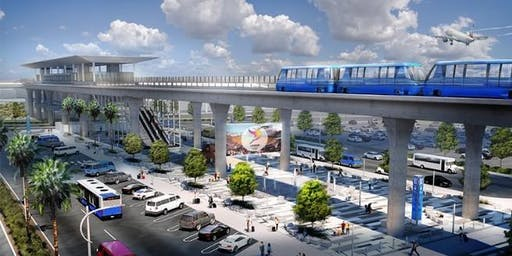Joint ASCE  and SEAOSD December Lunch Program-Seismic Design of Transit Stations for the LAX People Mover Project