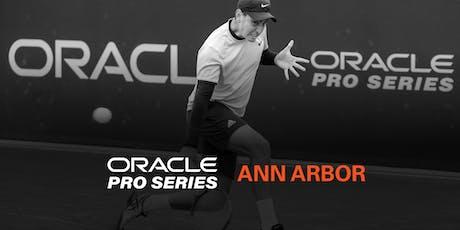 Oracle Pro Series — Ann Arbor tickets