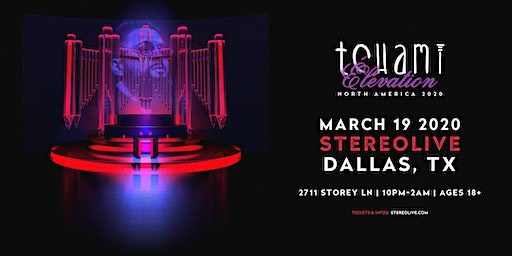 Tchami - Elevation Tour - Stereo Live Dallas