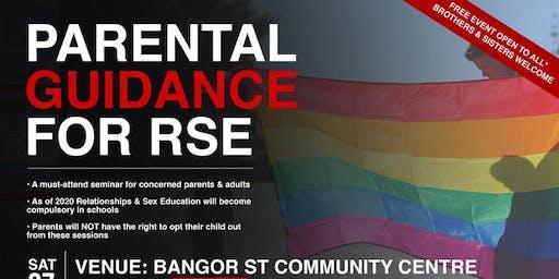Blackburn - Parental Guidance For RSE