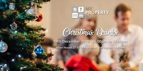 Christmas Drinks - My Property Box tickets