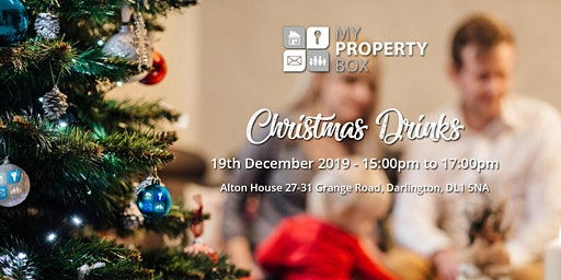 Christmas Drinks - My Property Box