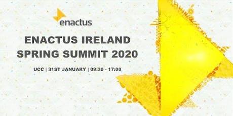 Enactus Ireland Spring Summit 2020 tickets
