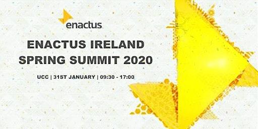 Enactus Ireland Spring Summit 2020