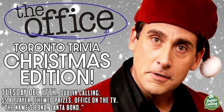 The Office Toronto Trivia: Christmas Edition! tickets