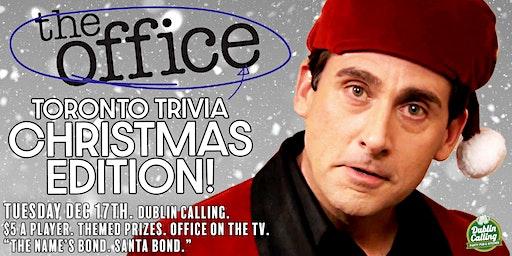 The Office Toronto Trivia: Christmas Edition!