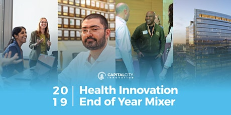 2019 Health InnovationEnd of Year Mixer tickets