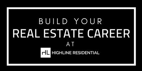 BUILD YOUR REAL ESTATE CAREER | Licensed Real Estate Agents tickets