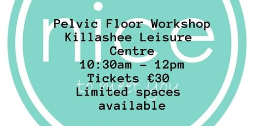 Pelvic Floor Workshop with Fitmná