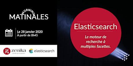 Elasticsearch, le moteur de recherche à multiples facettes. tickets