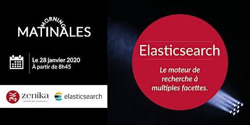 Elasticsearch, le moteur de recherche à multiples facettes.