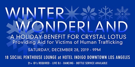 Winter Wonderland - Holiday Benefit for Crystal Lotus tickets