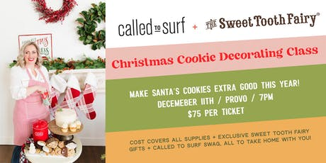 Provo Cooking Decorating Class with Sweet Tooth Fairy! tickets