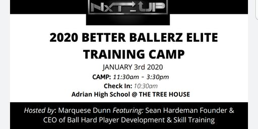 Better Ballerz Elite Camp