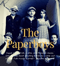 The Paperboys (Canada) tickets