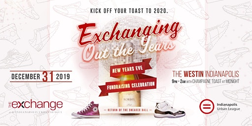 Exchanging Out the Years: New Years Eve Fundraising Celebration 2019