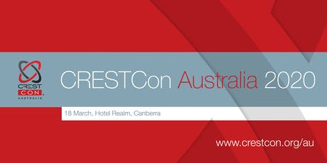 CRESTCon Australia  tickets