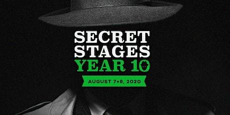 Secret Stages 2020 tickets