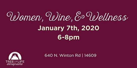 Women Wine & Wellness tickets