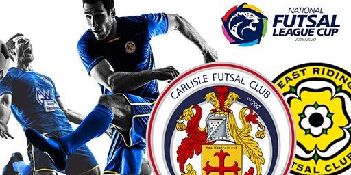 Carlisle Futsal Club v East Riding Futsal Club