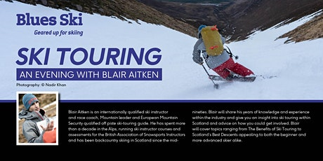 Ski Touring an Evening with Blair Aitken (Glasgow) tickets