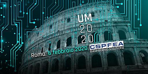 UM2020 | Le Simulazioni Innovative nei Progetti BIM di Ponti e Strutture