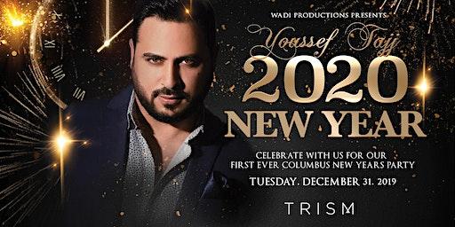 NYE Celebration with Youssef Tajj at TRISM