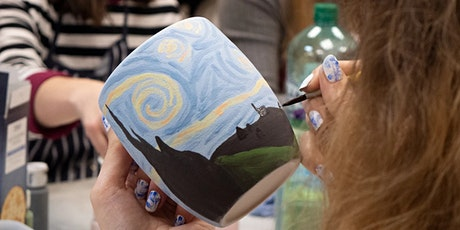 Pottery Painting - Sunday tickets