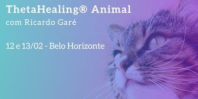 Formação Oficial ThetaHealing Animal - BH - 12 e 13 de fevereiro