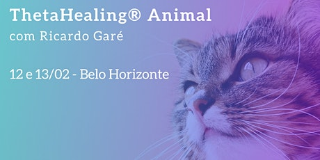 Formação Oficial ThetaHealing Animal - BH - 12 e 13 de fevereiro ingressos