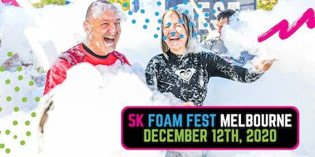 The 5K Foam Fest - West Melbourne tickets