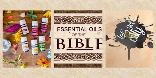 Biblical Oils Class