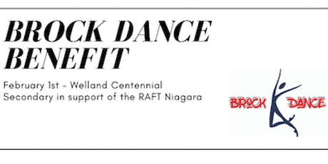 Brock Dance Benefit tickets