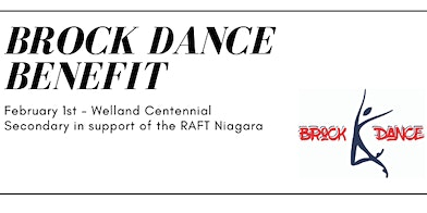 Brock Dance Benefit