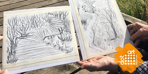 Walking Drawing: Mindfulness and Observation