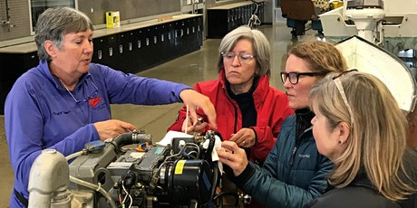 Basic Marine Diesel Troubleshooting for Women with Margaret Pommert tickets
