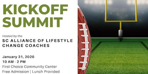 Kickoff Summit - SC Alliance of Lifestyle Change Coaches