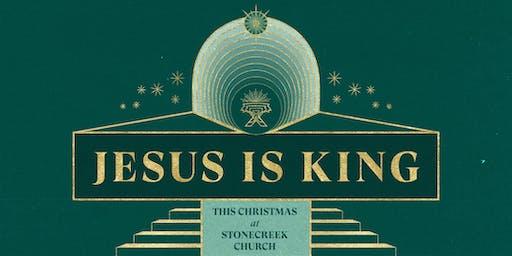 Christmas Eve at Stonecreek Church
