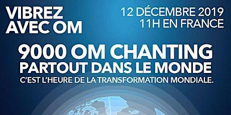 OM Chanting international pour la Terre Mère le jeudi 12 décembre à 11h billets