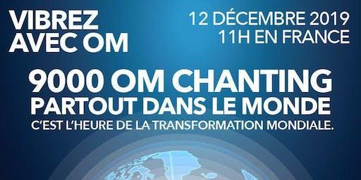 OM Chanting international pour la Terre Mère le jeudi 12 décembre à 11h