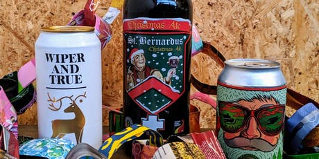 Craft Beer Christmas Decoration Making - 7th December 2019 tickets